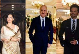 PM मोदी के शपथ समारोह में बॉलीवुड स्टार्स के भरमार