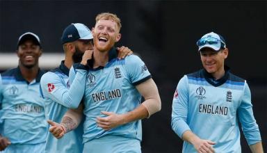 क्रिकेट विश्व कप में इंग्लैंड साऊथ अफ्रीका के 104 से हरौले